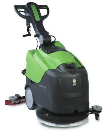 Battery Powered Floor Scrubber CT45